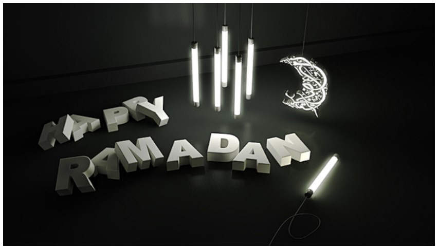 Ramadan Mubarak hd wallpapers in