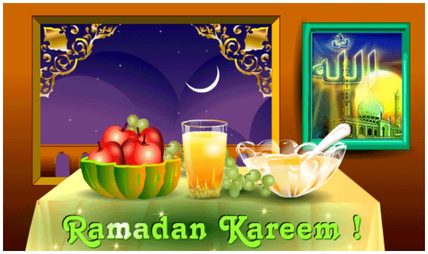 Stylish Happy Ramadan ul Mubarak hd wallpapers
