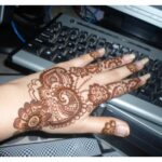 Best Eid ul Fiter mehndi design for Girls