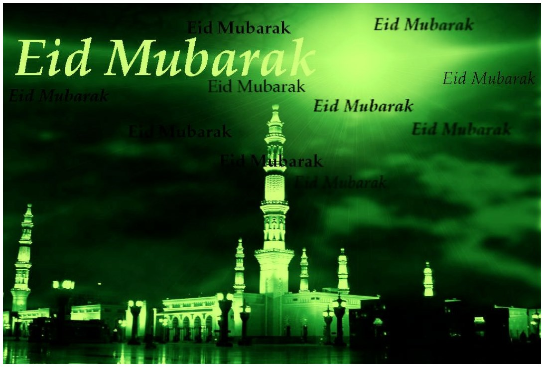 Latest Eid Greeting Wallpapers 2018 Happy Mubarak