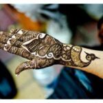 Pictures of Indian mehandi design Download