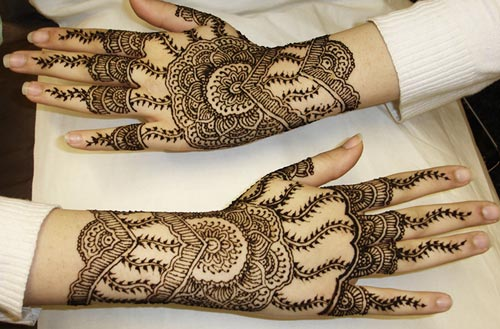 Eid Bangladeshi Mehndi Mehandi Design Wallpapers
