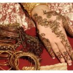 mehndi design for bridals Girls