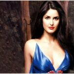 Hot vkatrina kaif blue picture