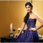 katrina kaif Gown dress latest pics