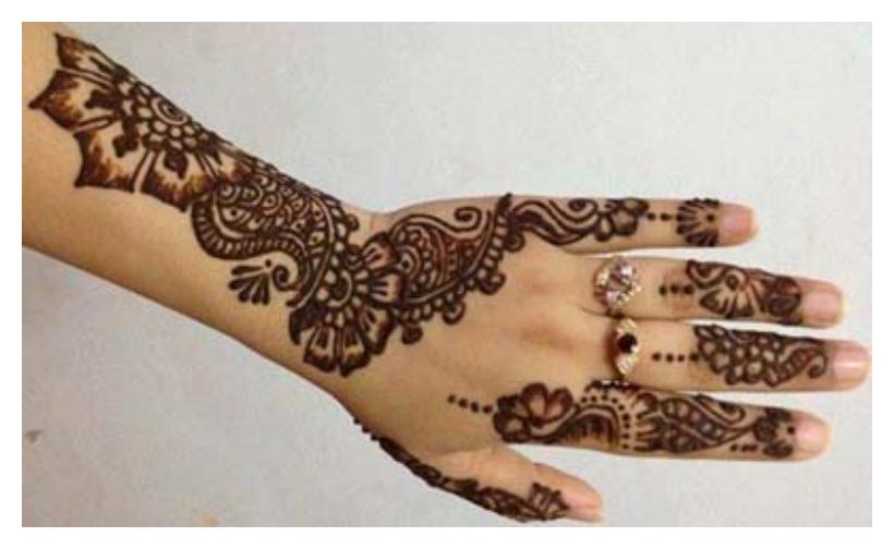 Mehndi Patterns Wallpapers : Eid mehndi mehandi hd design pictures walls