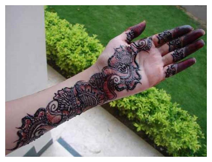 Mehndi For Eid : Eid mehndi mehandi hd design pictures walls