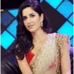 Hot katrina kaif in saree