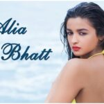 Alia Bhatt Big Boobs Photo shoot pics