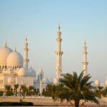 Sheikh Zayed Grand Mosque in Abu Dhabi HQ photos