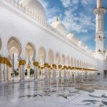 Sheikh zayed Grand Mosque HD wallpapers