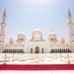 Photos of Sheikh Zayed Mosque
