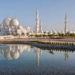 Sheikh Zayed Mosque, Abu Dhabi, UAE HD Walls