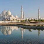 Sheikh Zayed Mosque, Abu Dhabi, UAE HD Walls