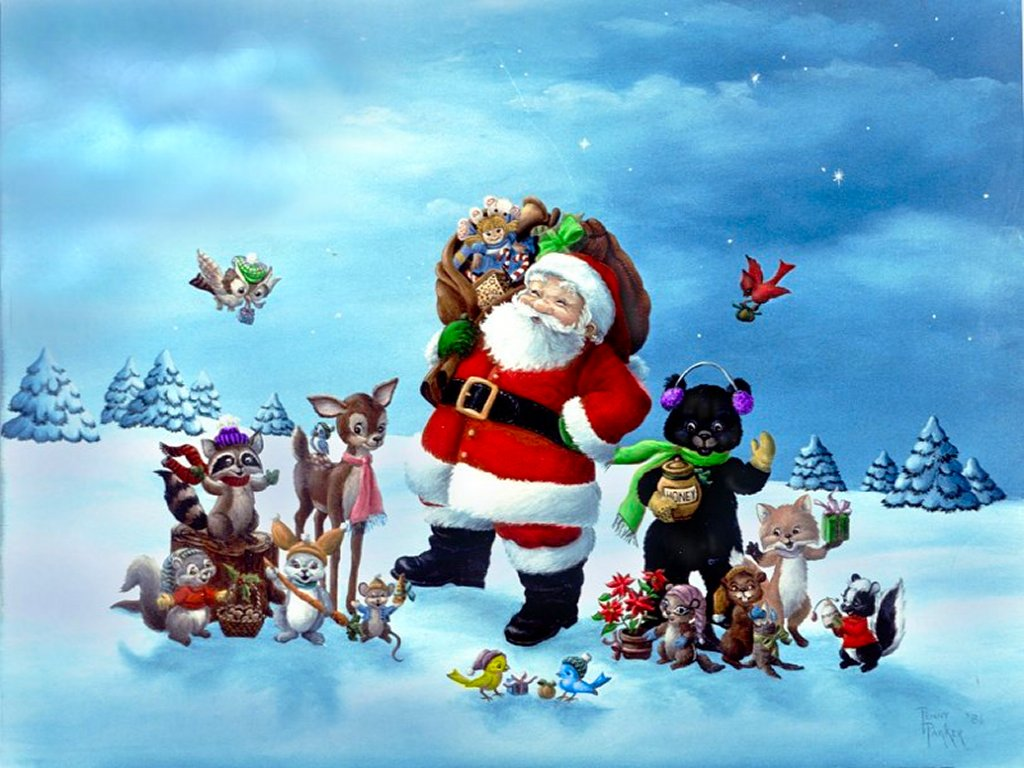 Top 24 Best Free Hd Christmas Wallpapers: Happy Merry Christmas HD Wallpapers 2018 2019