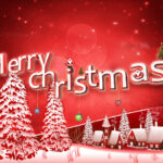 New Merry Christmas Hd Wallpapers