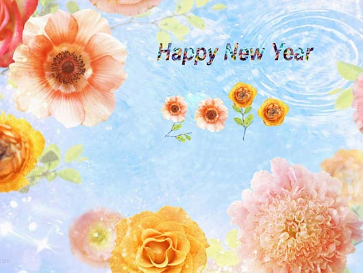 Newest Happy New Year 2016 Wallpapers