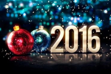 Stylish Happy New Year 2016 Most HD wallpapers