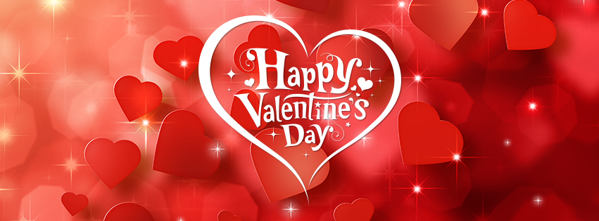 Cute Saying Valentine Day Quotes Cover Photo