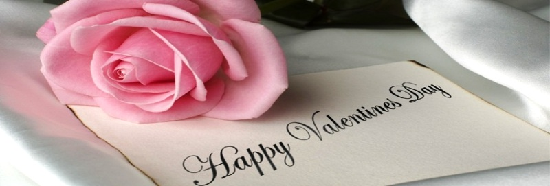 Awesome Happy Valentines Day Facebook Timeline Cover