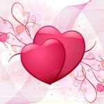 Valentines Day Heart Backgrounds HD