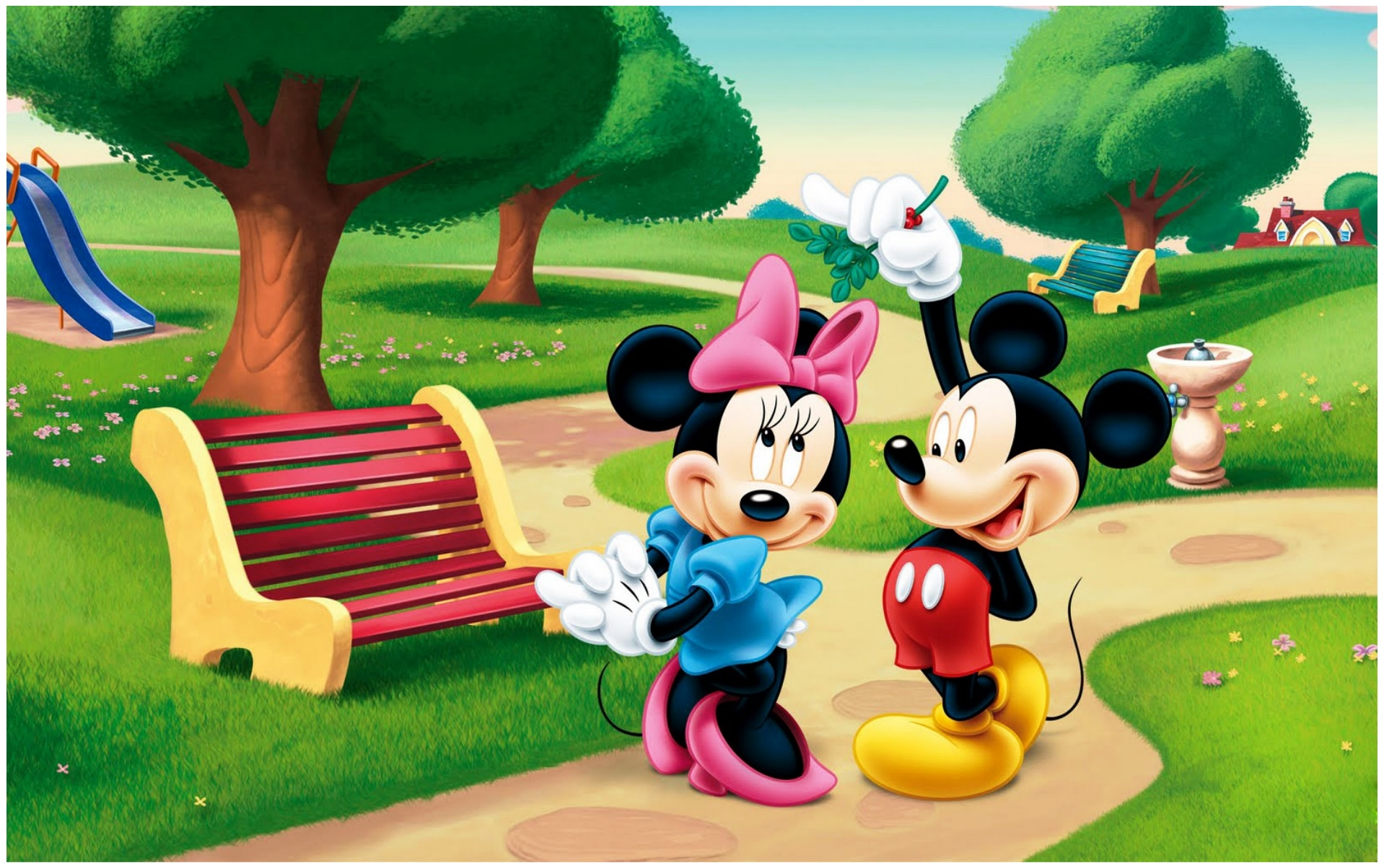 Download Mickey Mouse Cartoons HD Wallpapers Pictures Images Free For