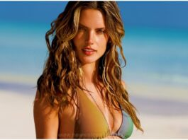 Alessandra Ambrosio Cute images download