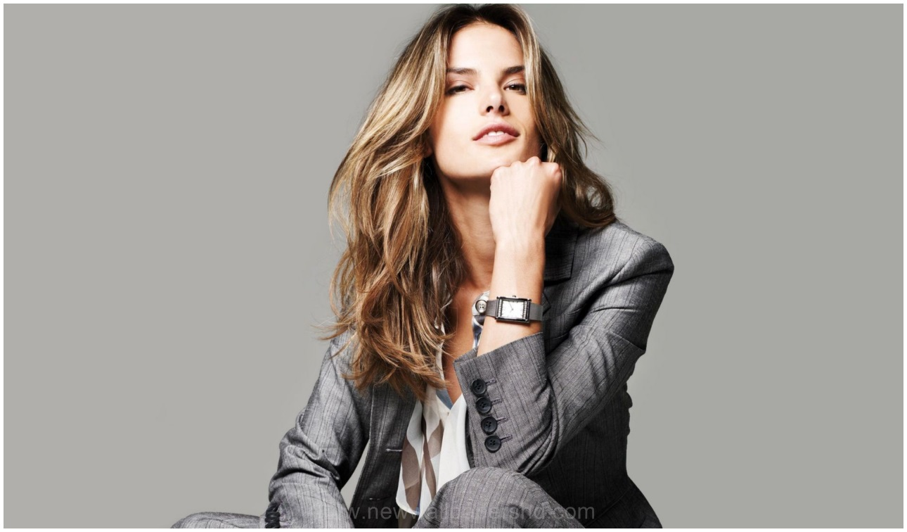 Alessandra Ambrosio Hair nose Lips HD Wallpapers