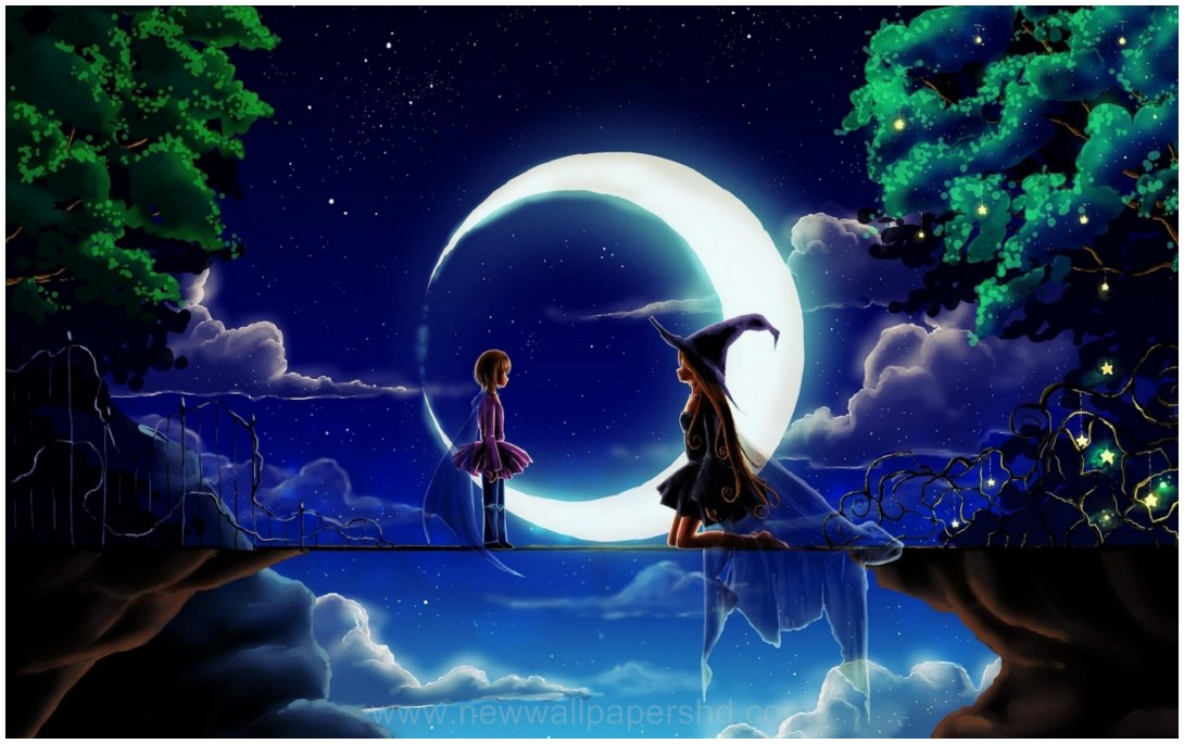 Romantic Good Night wallpapers Images, Photos, Graphics
