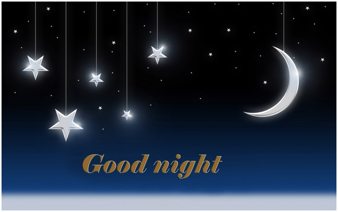 good night whises hd wallpaper for desktop