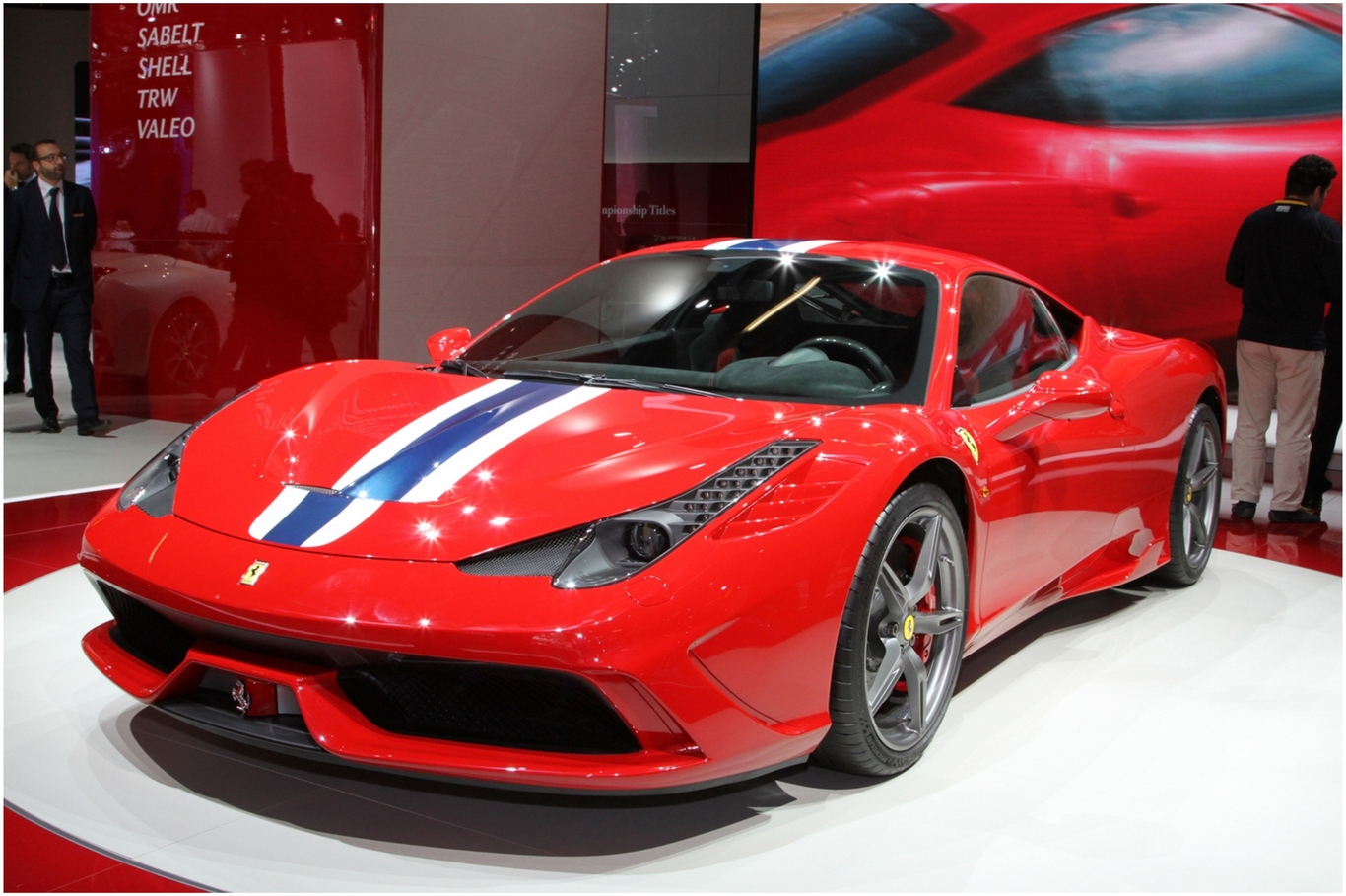 2016 Ferrari 458 Speciale hd Car Wallpapers