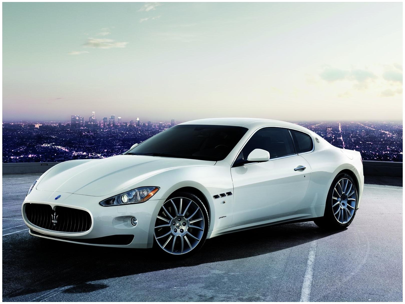 Best Maserati Granturismo Hd Wallpaper download
