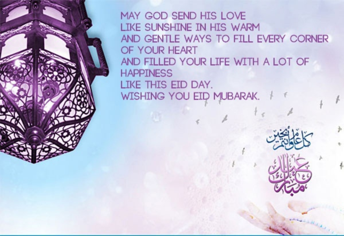 Latest New eid ul fitr wishes in english free