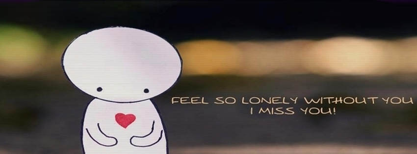 Best Miss You facebook cover photos