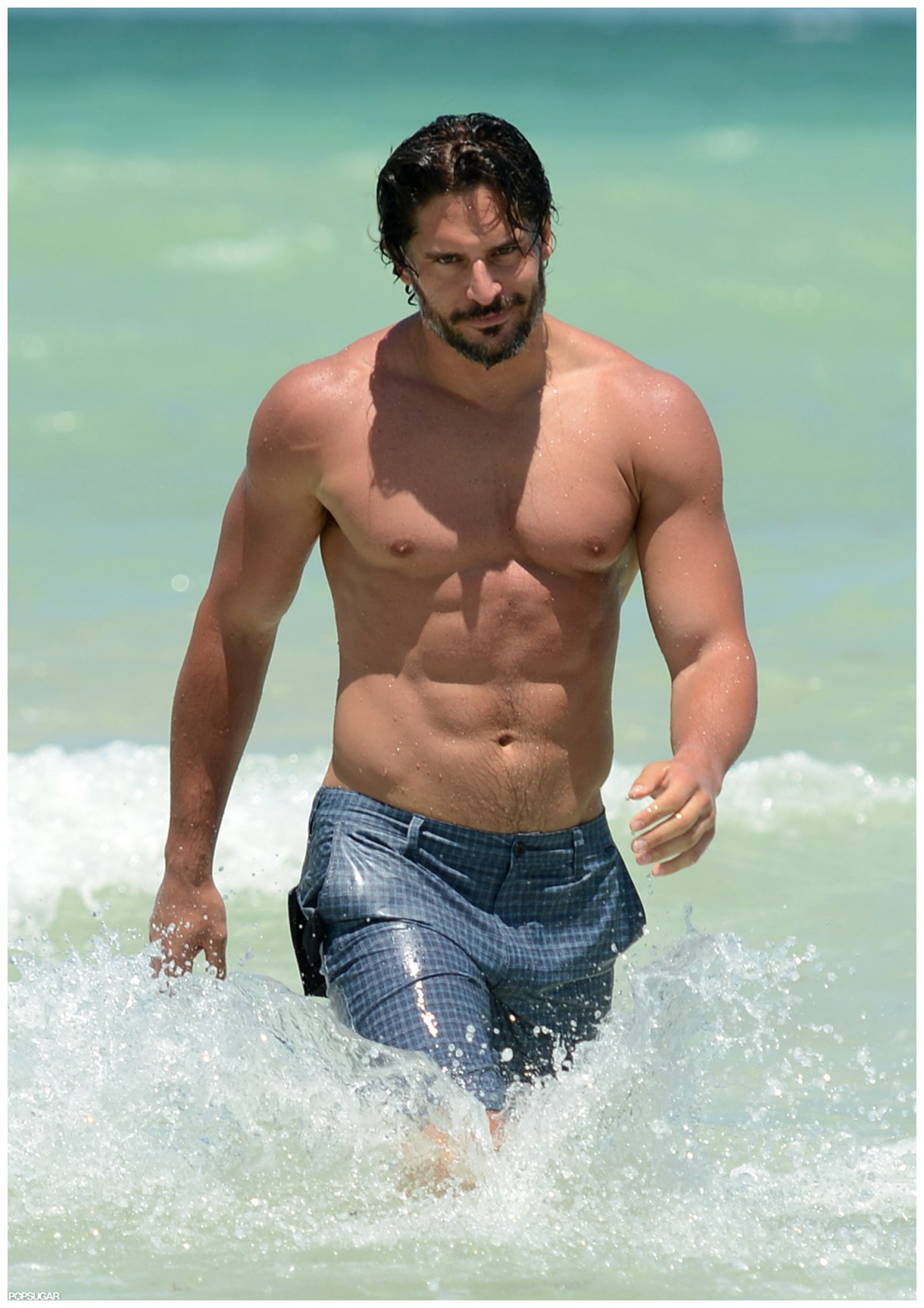Joe Manganiello Shirtless Photos