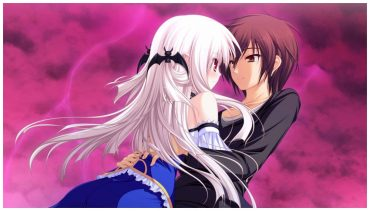 Romantic & Emotional Couples Anime Full HD Wallpapers