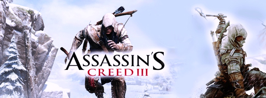 Video Games Assassins Creed Facebook Covers
