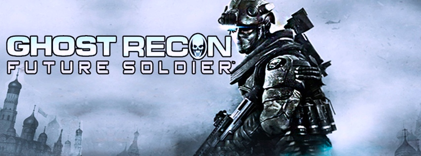 New ghost-recon Cover Photos