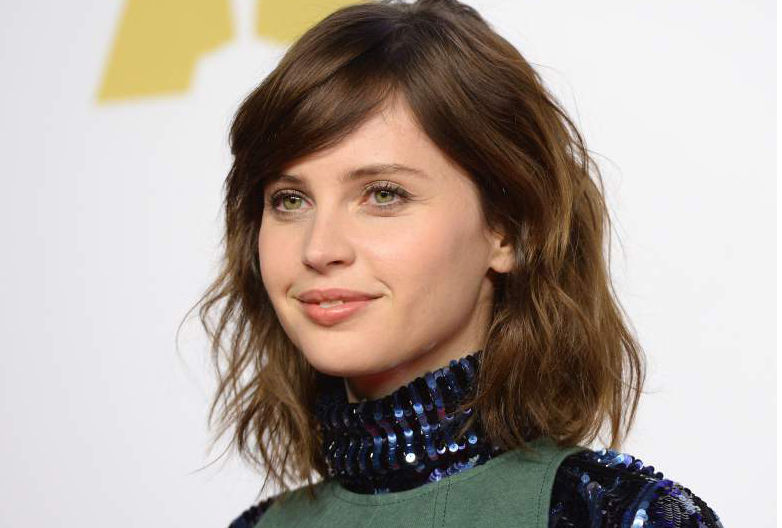 Felicity Jones Photos 2017 2018