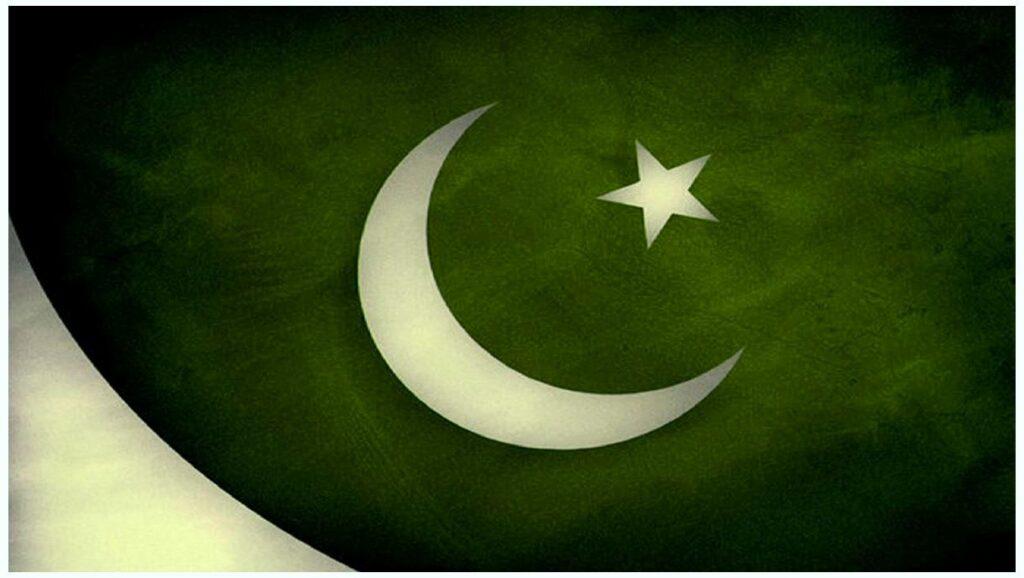 Simple Pakistan flag photos download