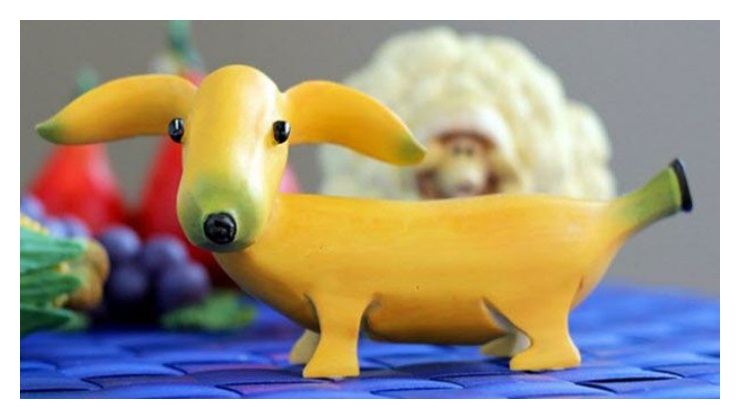 Banana Creative Crafting to Goat PIcs