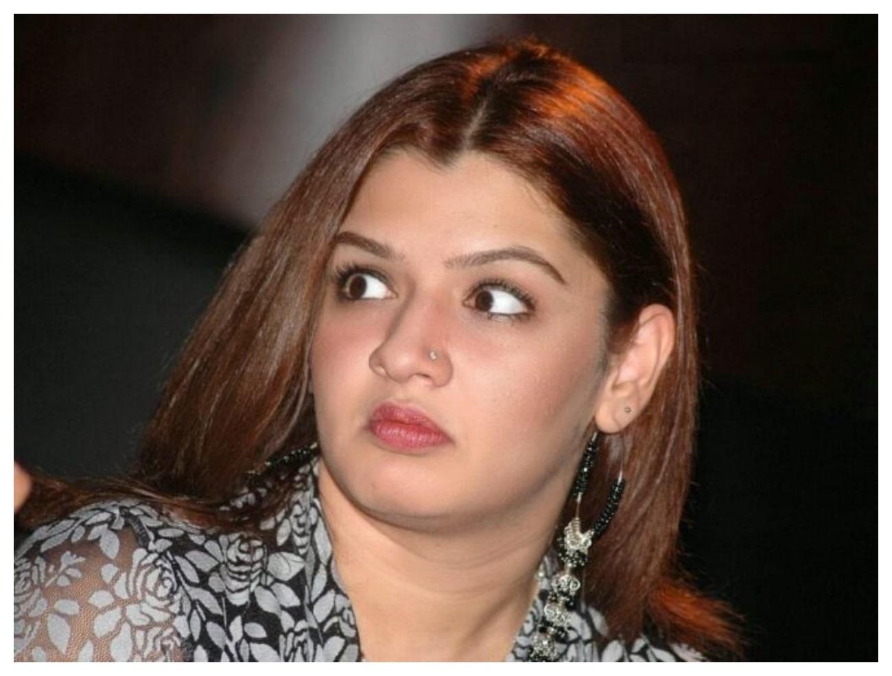 Aarthi Agarwal in mehndi function