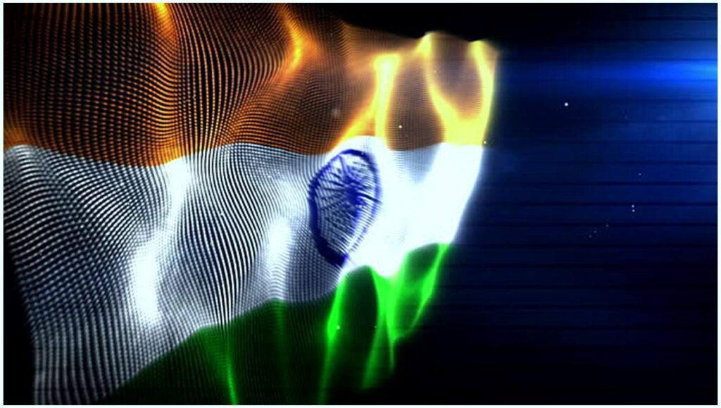 3d Happy Independence Day India Latest Image