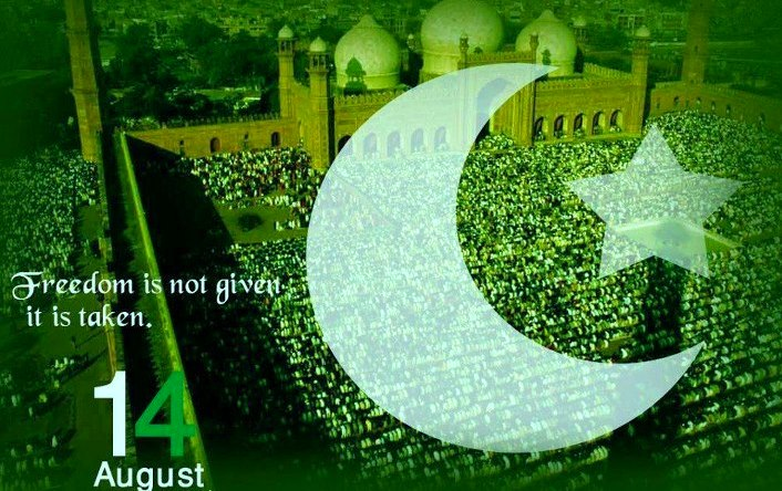 Beautiful Independence Day of Pakistani Images
