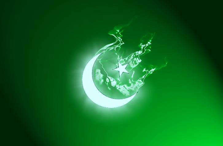 Flag of Pakistan Independence Day free images download