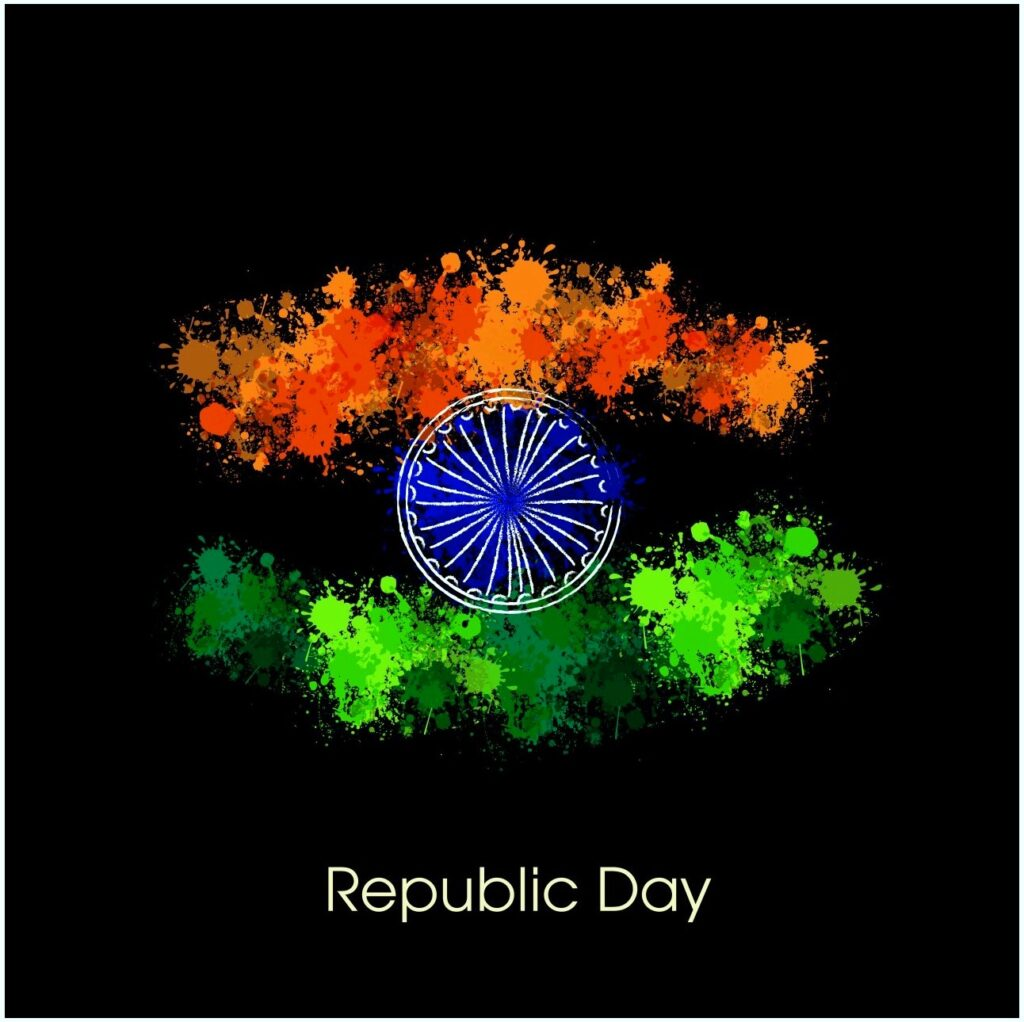 Happy Indian Freedom Day 3D whatsapp Images