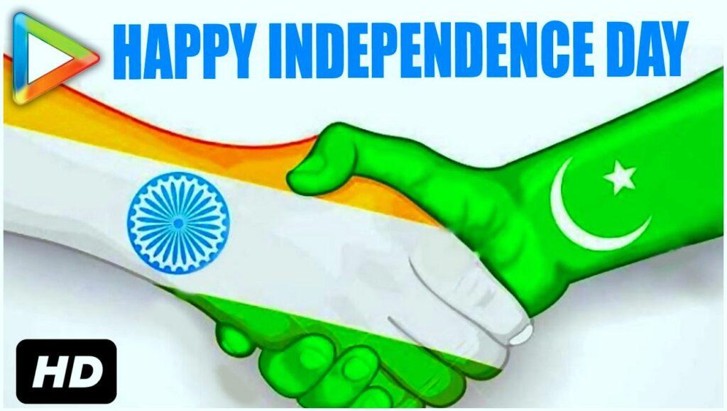 Pak India Hand shake freedom Wallpapers