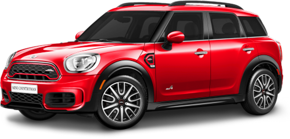 041 Gate Red Mini USA Car Model HD wallpapers