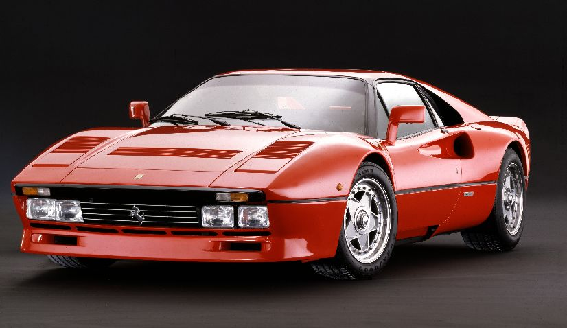 1984 Ferrari 288 GTO HD wallpapers photos images free download