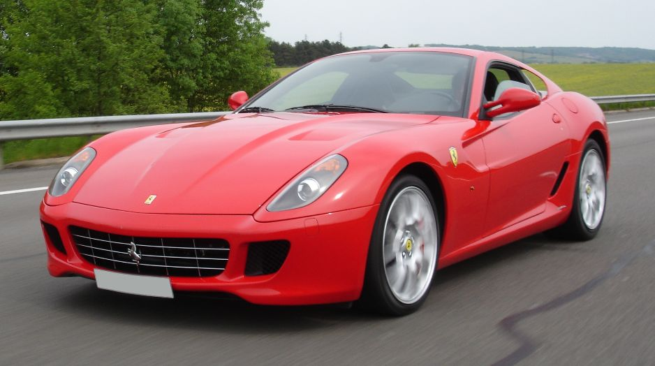 2009 Ferrari 599 GTB Fiorano HD wallpapers photos images free download
